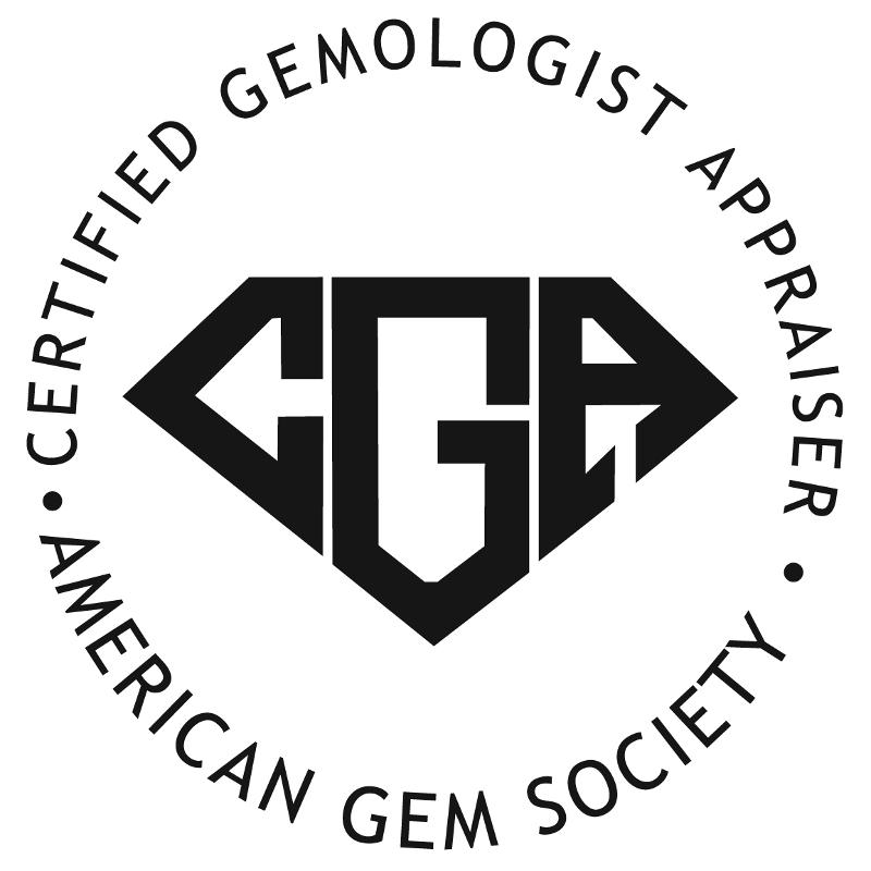Romm Diamonds is a Certified Gemologist Appraiser and Member of the American Gem Society